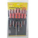 Großhandel Handwerkzeuge:-Schraubendreher Set 6-tlg. -Aufhänger ...