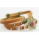 mayorista Joyas y relojes: B006 pulsera  Kwiatkiem correa de Vintage Estilo