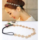 wholesale Hair Accessories: Eraser band Diadem  ROSES style ASOS to coca