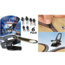 groothandel Fournituren & naaigerei: FIX en Zipper  Repair Kit lock slider HIT TV