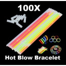 wholesale Home & Living: G019 LIGHT  CHEMICAL band Lightstick 100 pcs