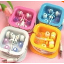 G011 Headset pouch  MINI JACK 3.5 mega bass IPOD
