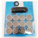 wholesale Heating & Sanitary: Filter strainer, set of 12 pcs + seals