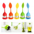 wholesale Kitchen Utensils:Tea maker silicone leaf