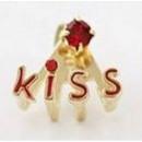 groothandel Oorbellen: K034 oorbellen KUS  Crystals  Rhinestones 2in1 ...