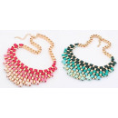 N110 choker necklace NECKLACE NEON neon