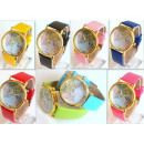 wholesale Jewelry & Watches: HIT watch MAP WORLD EUROPE 9 colors Asox