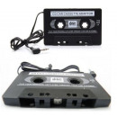 grossiste Electronique de divertissement: G068 CD CASSETTE adaptateur MP3 MP4 iPod jack 3,5