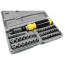 wholesale Toolboxes & Sets: Keys set of 41 keys with torx imbu socket bits