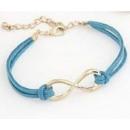 Großhandel Armbänder: B016 Armband  INFINITY INFINITY 5 Farbe