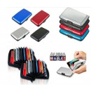 CASE wallet CARD  PAYMENT CARDS aluminum