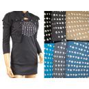 wholesale Shirts & Blouses:BLOUSE + bolero (coton)