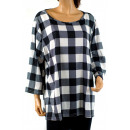 Großhandel Hemden & Blusen: SHIRT, Damenhemden XL-4XL