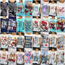 wholesale Shirts & Tops: T, T-SHIRTS - 200 PATTERNS !!!