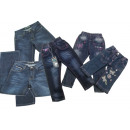groothandel Kleding & Fashion: Children's Pants JEANS (MIX)