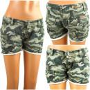 Großhandel Shorts: Hose (Shorts) DAMEN JEANS
