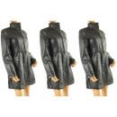 Großhandel Mäntel & Jacken: Jacke, Damen, Damen Mantel - LEDER