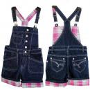 Hosen der Kinder Jeans (SHORT)