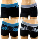 BRIEFS, BOXERS SEAMLESS - MIX COLOR