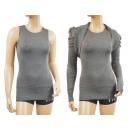 wholesale Shirts & Blouses: T-SHIRT (BLOUSE) + bolero