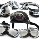 Großhandel Sonnenbrillen: SUNGLASSES CHROM  HARLEY, CHOPPER, QUAD
