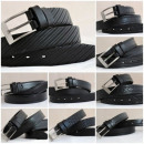 wholesale Belts: PAS 100% LEATHER  SUIT -GRUBA LIC 4-5mm