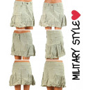 wholesale Skirts: COUPLES, COUPLES - MILITARY STYLE