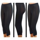 ingrosso Pantaloni:Leggings 3/4 cotone