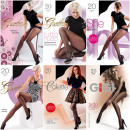 wholesale Stockings & Socks: WOMEN TIGHTS LYCRA 20 DEN MIX