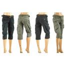 Großhandel Shorts: KURZE HOSEN / SHORTS - Baumwolle