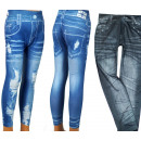 Leggings JEANS - CHILDREN