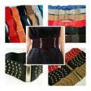 wholesale Belts: PAS, TUNIK RUBBER BELT / DRESS BAG