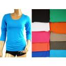 wholesale Shirts & Blouses: T-SHIRT, BLOUSE WOMEN - coton