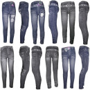 wholesale Childrens & Baby Clothing: Leggings CHILDREN  / YOUTH JEANS 95-160 CM