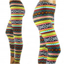 Leggings Frauen - BAMBOO