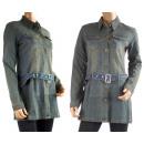 ingrosso Cappotti e giacche:Giacca, camicia JEANS