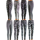 wholesale Trousers: Leggings WOMEN - bamboo fiber