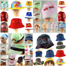 HATS, CAP, Kindermützen - MIX