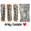 Großhandel Hosen: Hosen der Frauen - Militärstil