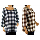ingrosso Camicie: Shirt, camicette da donna XL-5XL