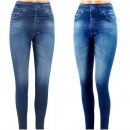Leggings Damenjeans - BAMBOO