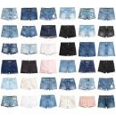 Großhandel Kinder- und Babybekleidung: Kurze Hosen, Shorts, Jeans SHORTS