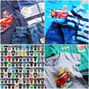 MIX CHILDREN'S CLOTHING - BOY