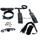 wholesale Erotic-Accessories: BDSM SET HANDCUFFS KNEBEL whip ...