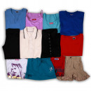 Wiele różnorodnych ubrań Ref. 002