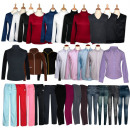wholesale Trousers: Lot assorted Clothes Ref. 1066.