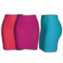 Großhandel Kinder- und Babybekleidung: Röcke von Mädchen Ref. 711