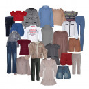 Großhandel Jeanswear: Posten Kinderkleidung Ref. 010