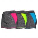 grossiste Shorts et pantacourts: Shorts Sport Femme Réf 1109