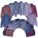 wholesale Shirts & Blouses: Men's Shirts Ref. A 1